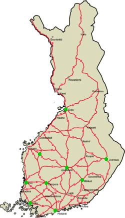 Suomi_Valtatiet250